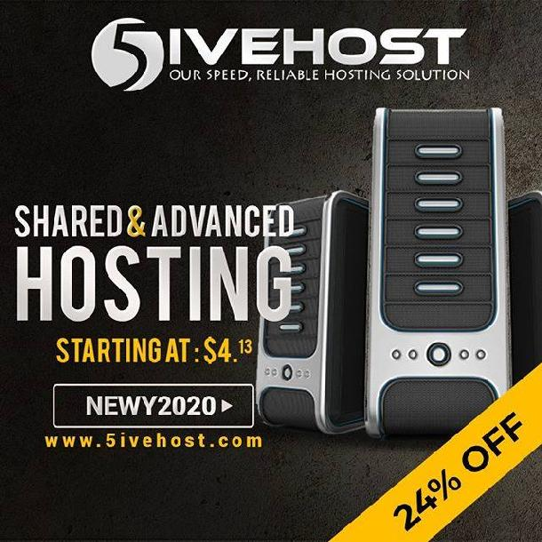 Cheap Hosting [$1.33/mo] Great Black Friday Deals With Coupon 24%