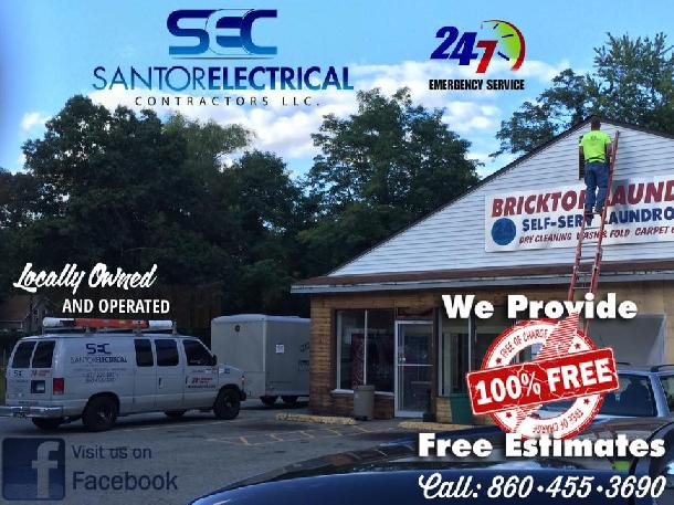 Electrical Contractor CT / Commercial Eletrical CT
