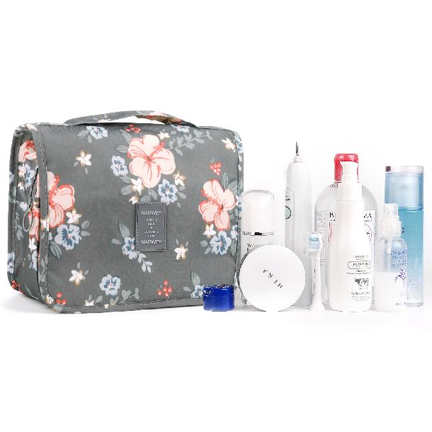 15% Discount OFF Narwey 1114 Hanging Travel Toiletry Cosmetic Bag